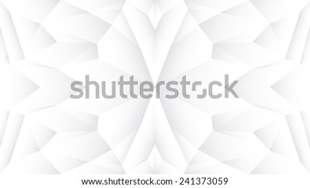 Diamond White Abstract Background / eps10 vector illustration / - stock vector
