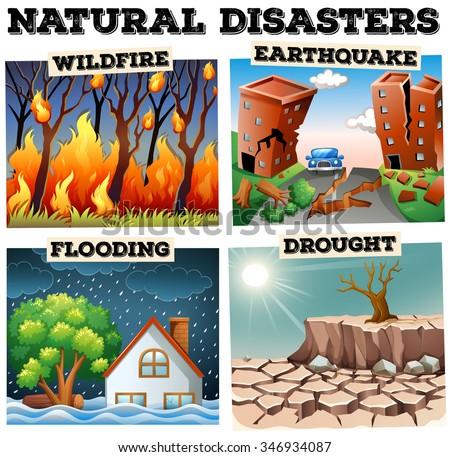 Desert Natural Disasters