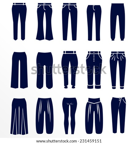 Pantaloons Stock Images, Royalty-Free Images & Vectors | Shutterstock