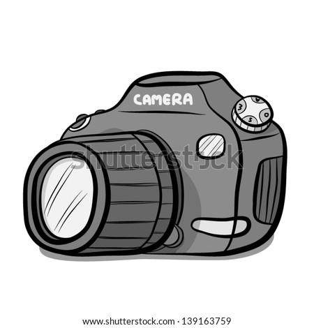 Cartoon Camera Stock Images, Royalty-Free Images & Vectors ...