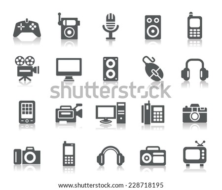 Digital Products Icons