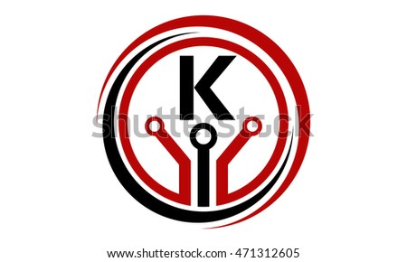 Digital World and Electrical Connections Initial K
