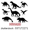 dinosaur cartoon collection set ...