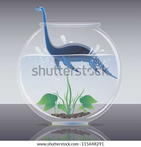 Aquatic Dinosaur Stock Images, Royalty-Free Images ...
