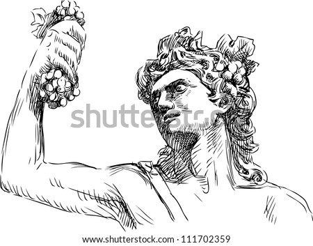 an overview of the greek god dionysus Dionysus is the greek god of wine and ritual madness he is the son of zeus and semele, a beautiful princess she was killed by zeus's jealous wife, hera who convinced her to ask to see him in his true form, when semele asked to see zeus in his all of his divine glory, she burned to a crisp as.