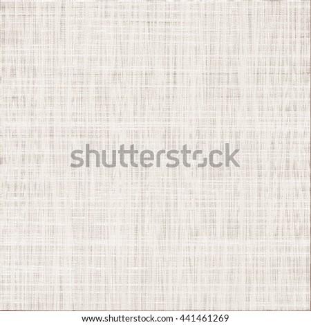 Dirty linen texture. Abstract vector. - stock vector
