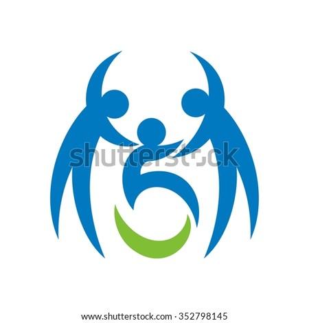 disable logo vector. - stock vector