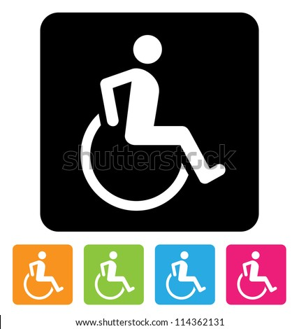 Handicapped Symbol Stock Images, Royalty-Free Images & Vectors ...