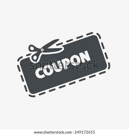 Discount Coupon Icon  Free Discount Vouchers