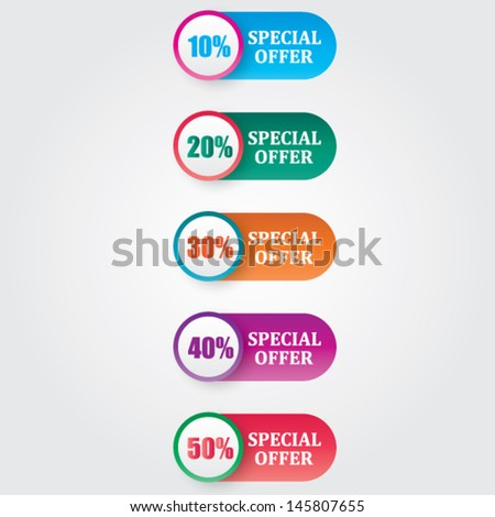 Discount price vector