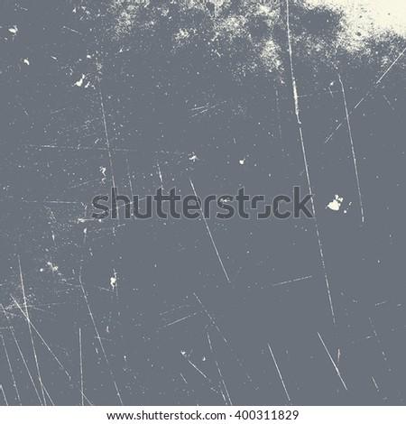 Distress Grey Texture - stock vector