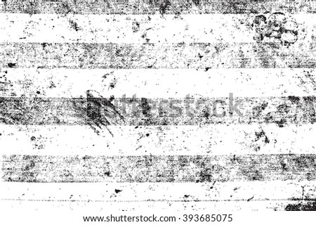 Distressed overlay striped texture for your design. EPS10 vector.