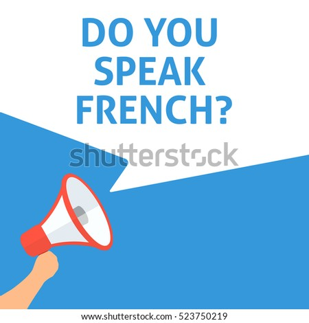 how to say what language do you speak in french