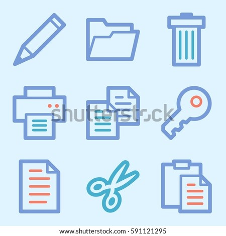 Document Paste Cut Copy Stock Photos, Royalty-Free Images ...