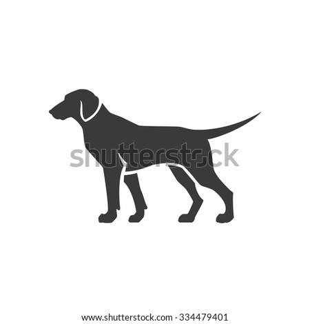 vector image cow on white background stock vector 155730917 shutterstock. Black Bedroom Furniture Sets. Home Design Ideas
