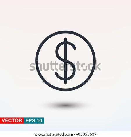 Dollar icon, Dollar icon eps, Dollar icon art, Dollar icon jpg, Dollar icon web, Dollar icon ai, Dollar icon app, Dollar icon flat, Dollar icon logo, Dollar icon sign, Dollar icon ui, Dollar icon - stock vector