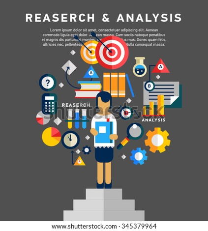 business research problem analysis