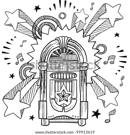 jukebox labels template - 1950 s records printable coloring pages 1950 best free