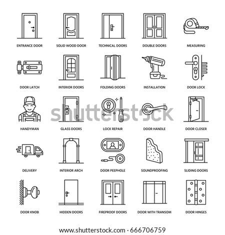 Nadiinko 39 s portfolio on shutterstock - Different types of bedroom door locks ...