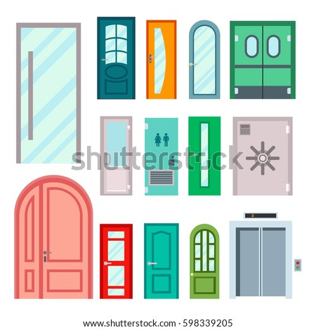 Windows And Doors Stock Images RoyaltyFree Images Vectors