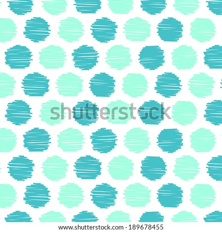 Dot Pattern - stock vector