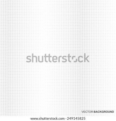 Dotted halftone background, clean vector texture. (No gradient and transparency) - stock vector