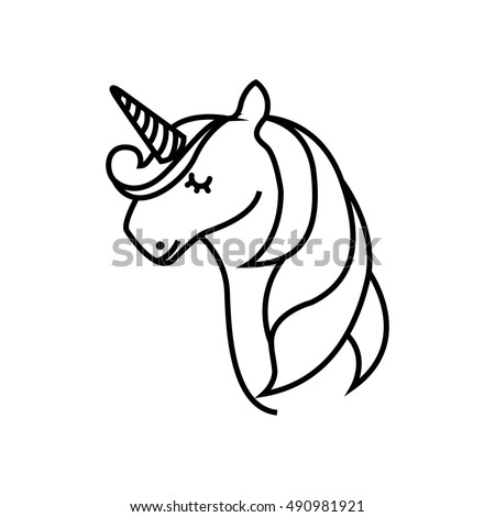 Horsehead2 likewise Transparent Panda likewise How To Draw Music Notes together with Image Search Details likewise Plane Landing. on simple unicorn outline