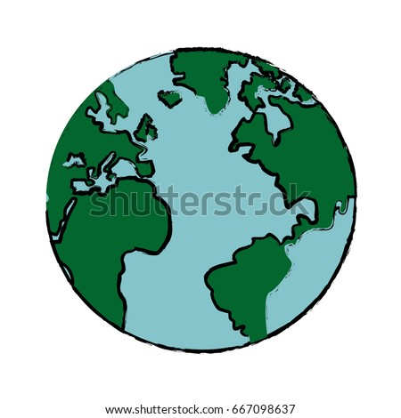 Drawing global world earth map atlas vector de stock667098637 drawing global world earth map atlas gumiabroncs Image collections
