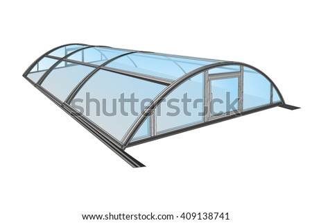 drawing, roof, frame, project, pool