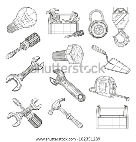Drawing Tools Stock Photos Images Pictures Shutterstock