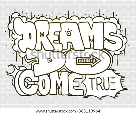 essay on dreams do come true I believe that dreams can come true if really want something to happen in life and you keep dreaming of it then and striving for it, you can achieve it.