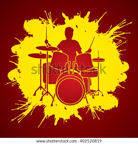 Marching Band Silhouette Stock Images, Royalty-Free Images ...