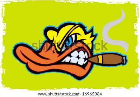 cartoon cigar stock photos images amp pictures shutterstock