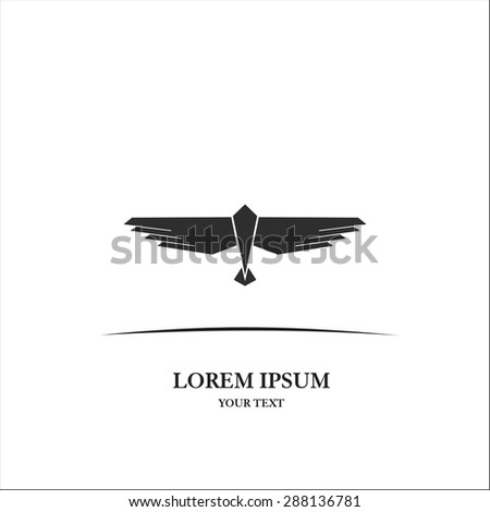 Eagle - stock vector