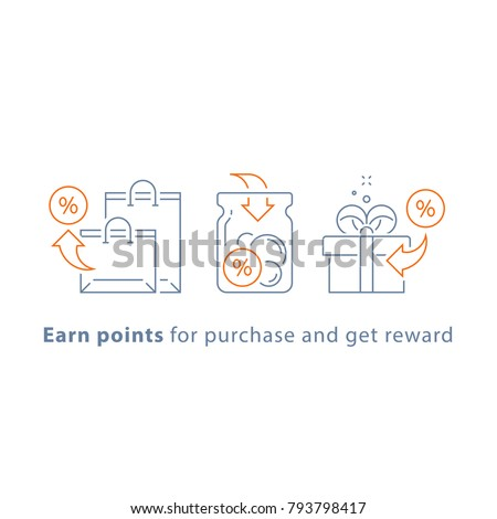 Earn Points Icon
