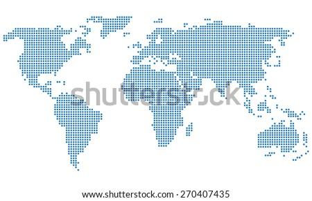 Earth vector - stock vector