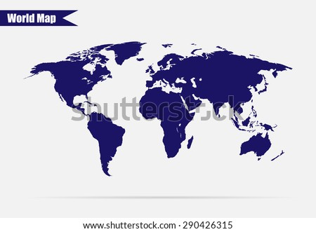 Earth vector illustration - stock vector