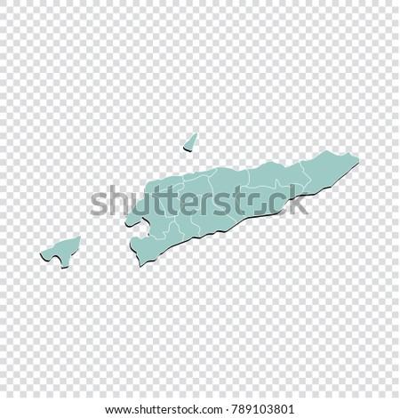 Timor Stock Images RoyaltyFree Images Vectors Shutterstock - East timor seetimor leste map vector