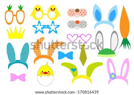 Easter Hat Stock Vectors, Images & Vector Art | Shutterstock