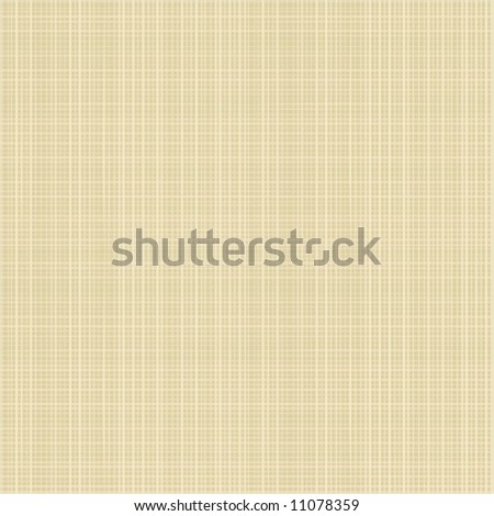 Easy tilable (you see 4 tiles) canvas fabric repeat pattern (print, seamless, background, wallpaper). Flat colors, threads accurately matched ( for high res JPEG or TIFF see image 11070922 ) - stock vector