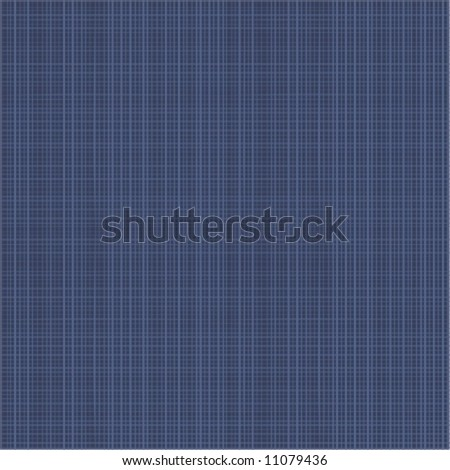 Easy tilable (you see 4 tiles) dark navy blue fabric texture repeat pattern. Flat colors used, threads accurately matched ( for high res JPEG or TIFF see image 11108272 ) - stock vector