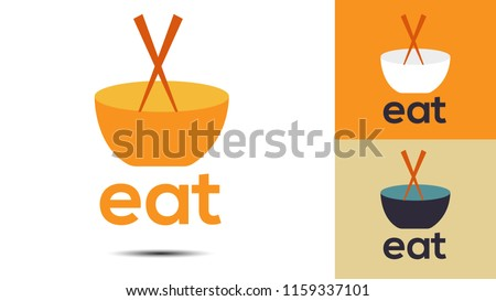 Eat and Food creative logo design 9