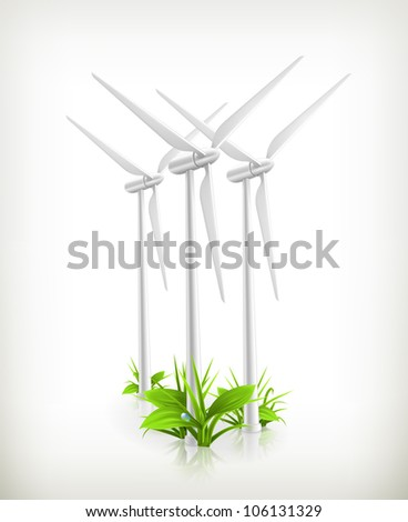Eco concept, vector - stock vector