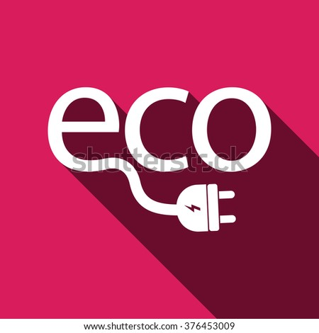 Eco power icon, Eco power icon eps10, Eco power icon vector, Eco power icon eps, Eco power icon jpg, Eco power icon picture, Eco power icon flat, Eco power icon app, Eco power icon web, Eco power icon - stock vector