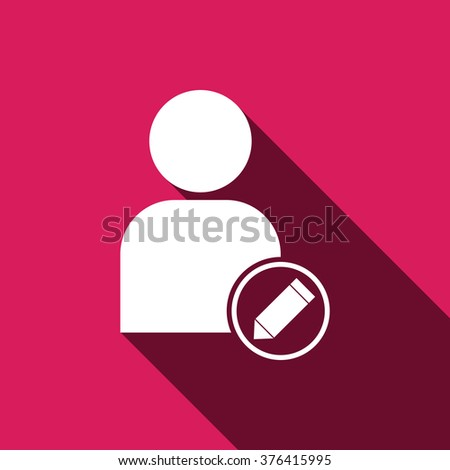 Edit icon, Edit icon eps10, Edit icon vector, Edit icon eps, Edit icon jpg, Edit icon picture, Edit icon flat, Edit icon app, Edit icon web, Edit icon art, Edit icon, Edit icon object, Edit icon UI - stock vector