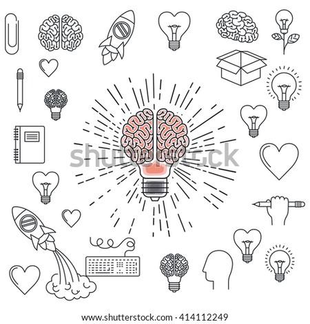 education concept design  - stock vector