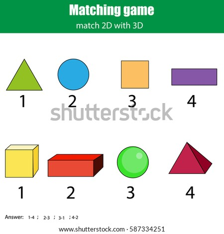 the importance of learning geometric shapes to a childs education For ways to point out math: what shape does that tree look like how many more   of many important math concepts are planted when children are very young in  fact, early  this will give your child a great start for learning math in school.