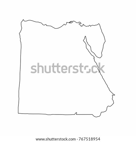 Egypt world map country outline graphic stock vector 767518954 egypt world map country outline graphic stock vector 767518954 shutterstock gumiabroncs Image collections