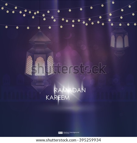Beautiful Official Eid Al-Fitr Greeting - stock-vector-eid-al-adha-greeting-card-template-on-eid-al-fitr-muslim-religious-holiday-with-lanterns-on-395259934  2018_319068 .jpg