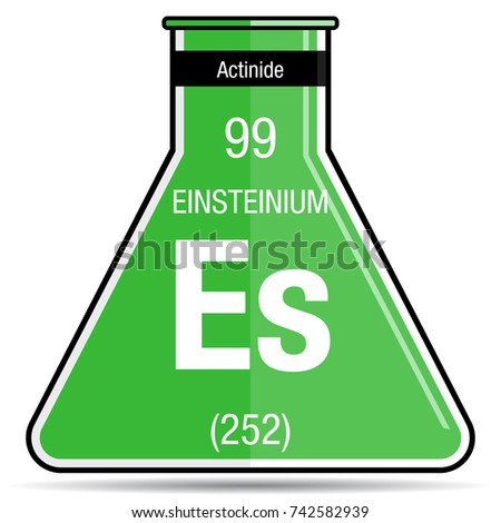 https://thumb7.shutterstock.com/display_pic_with_logo/3189227/742582939/stock-vector-einsteinium-symbol-on-chemical-flask-element-number-of-the-periodic-table-of-the-elements-742582939.jpg